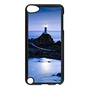 Cheap Hard Back Cover Case for Ipod Touch 5 Phone Case - Lighthouse HX-MI-993962
