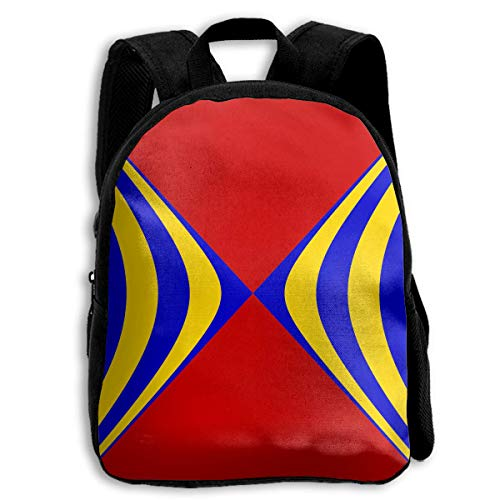 (Graphic Custom Personalized Toddler Backpacks Preschool Daybag Gift)