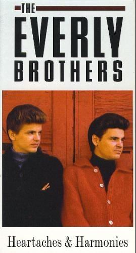 The Everly Brothers : Heartaches & Harmonies 4 Disc Box set by Rhino