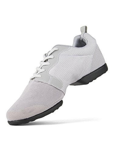 Hull 1510 Mojo Dans Sneaker Dans Sneaker Dansesko Hip Hop Lindy Gymnastik Uddannelsesprogrammer Haller Aerobe Sko Sort / Lyserød Grå ex6zfVuz0