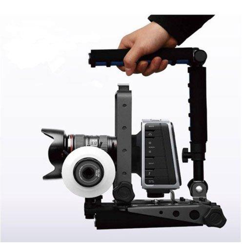 DSLR Spider Rig DR-2 shoulder Mount Support Stabilizer For DSLR Cameras & Camcorders (canon 5D III) by Seg