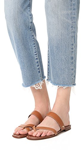 Sam Edelman Womens Bernice Slide Sandal Saddle