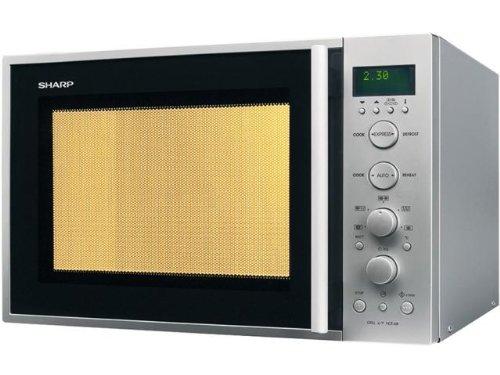Sharp - Microondas R939Ina, 40L, 900W, Grill Simultaneo ...