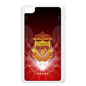 iPod Touch 4 Case White Liverpool Football Club Rsthi