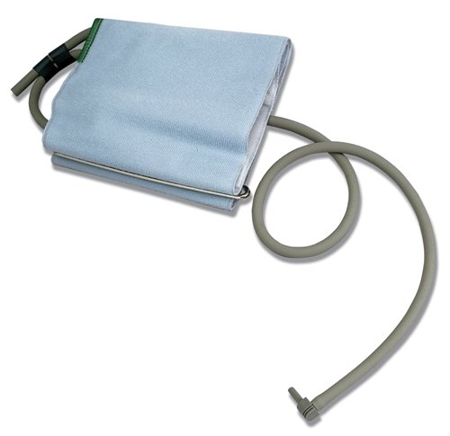 SPECIAL PACK OF 3-Omron Large Adult Blood Pressure Cuff Gray by Marble Medical