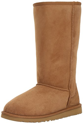 UGG Kids Girl's Classic Tall (Big Kid) Chestnut Boot 6 Big Kid M (Kids Classic Chestnut Ugg)