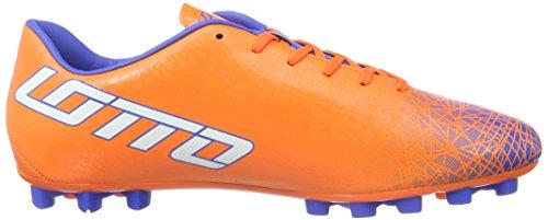 Lotto Men's Lzg VIII 700 Hg28 Football Boots Orange (Fant Fl/White) BT9yfha