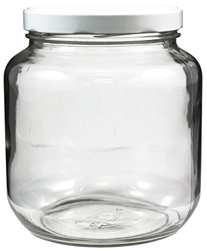 Clear Wide mouth Gallon Yogurt Pickles product image