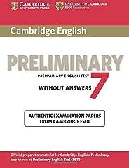 Cambridge preliminary english test. Student's book. Without answers. Per le Scuole superiori. Con espansio