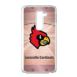 Louisville Gardinals Brand New And High Quality Custom Hard Case Cover Protector For LG G2