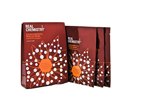 Real Chemistry  Environmental Rescue Mask   3 Pack