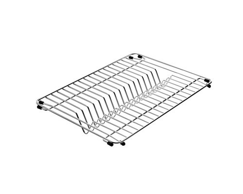Blanco 234699 Dish Rack Stainless Steel Apron Front Sink, 17'' x 12'' x 0.25'', Stainless Finish by Blanco