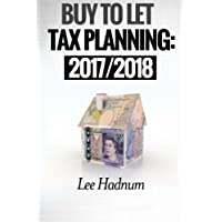 Buy To Let Tax Planning: 2017/2018