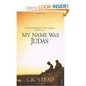My Name Was Judas C. K. Stead