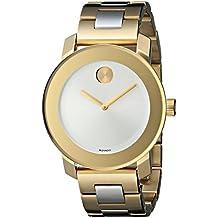Movado Women's 3600129 Bold Two-Tone Stainless Steel Bracelet Watch