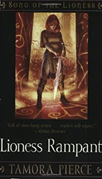 Lioness Rampant 1442427663 Book Cover