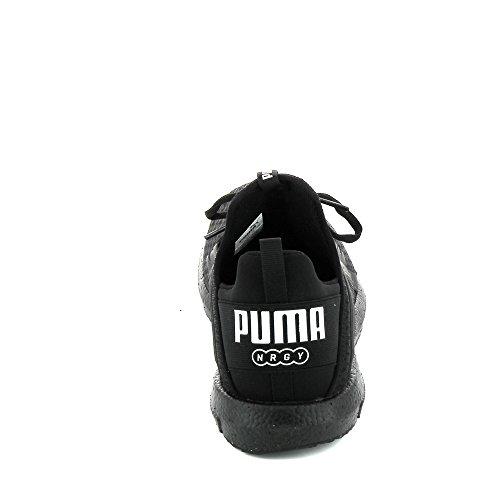 Puma Mega Nrgy Noir Blanc