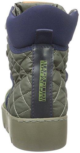 Napapijri Jenny - Zapatillas Mujer Verde - Grün (Turtle Dk green N700)
