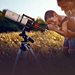 Lunt Solar Systems – Day & Night Professional Telescope, All-in-one 100mm Aperture Refractor Astronomy Kit for Observing The Sun & Space (LS100MT Advanced Package)