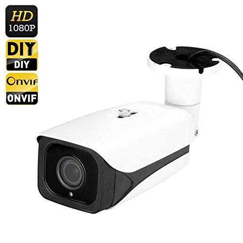 1/2.8 Inch CMOS IP Camera - 1080P Full HDc IR Cutc 40M Night Visionc ONVIF 2.0c 2.8 To 12mm Autofocus Lens