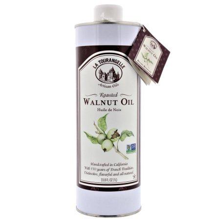 La Tourangelle Roasted Walnut Oil (33.8 fl. oz.)