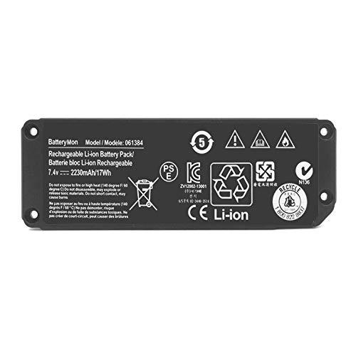 New Battery 061384 061385 061386 063404 063287 for SoundLink Mini Bluetooth Speaker One (7.4V 17Wh)