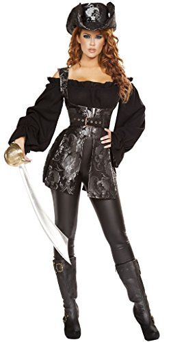 Blackbeard Costumes  sc 1 st  Funtober & Pirate Costumes (Adult Kids) for Sale - Funtober Halloween