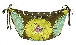 Cotton Tale Designs Dahlia Toy Bag