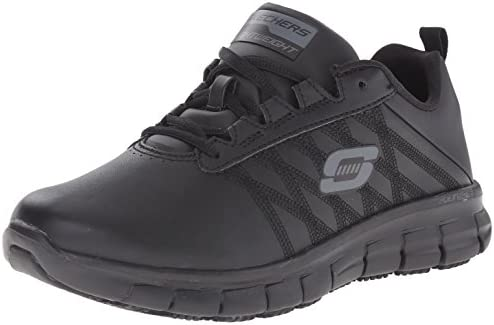 8befae23250e Skechers For Work Women s Sure Track Erath Athletic Lace Slip Resistant Boot