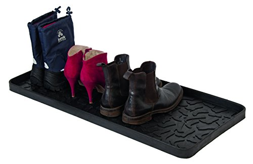 Shoe and boot tray L:88x38x3 cm, footwear