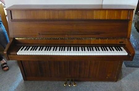 Baldwin Piano fabricado en Estados Unidos – Nogal Oscuro ...