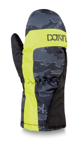 Dakine Unisex Infant Brat Mitt (Phantom, Toddler Small)