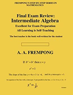 Intermediate fraction word problems ebook figure 5 observer questionnaire array final exam review intermediate algebra a a frempong rh fandeluxe Image collections