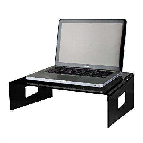 One Lux Lucite Laptop Table Stand Acrylic Bed Tray Buy Online In