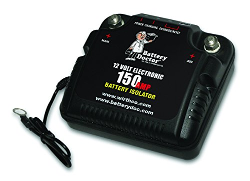 WirthCo 20092 Battery Doctor 125 Amp/150 Amp Battery ()