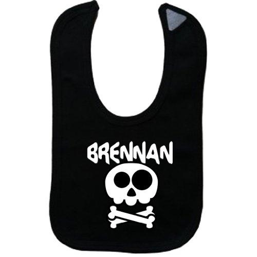 brennan-vintage-skull-and-bones-name-series-black-bib