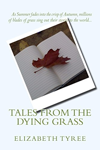 book reading of tales from the dying grass by Elizabeth Tyree