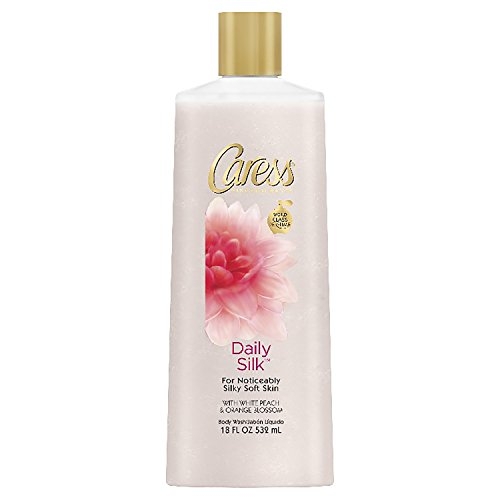Caress Body Wash Daily Silk 18 oz Pack of 6