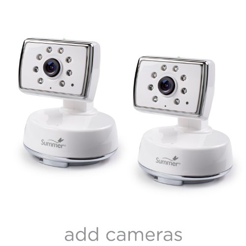 012914289808 - Summer Infant Dual View Digital Color Video Baby Monitor carousel main 5