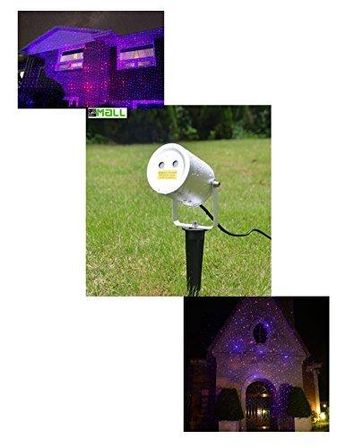 Firefly Landscape Laser Light White