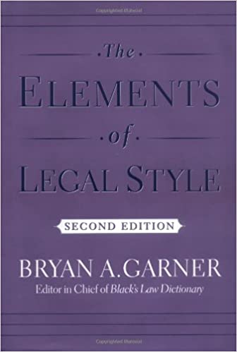 the elements of style 'the elements of style', the novel of oliver strunk.