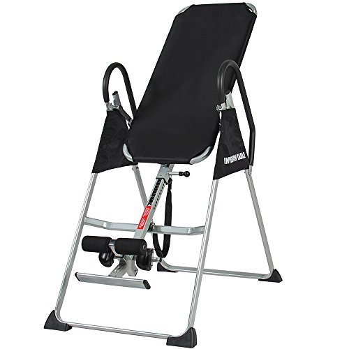 Pro Deluxe Folding Fitness Inversion Table by Inversion Table
