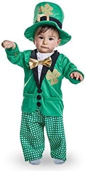 Disfraz de Irlandesa de San Patricio para bebé: Amazon.es ...