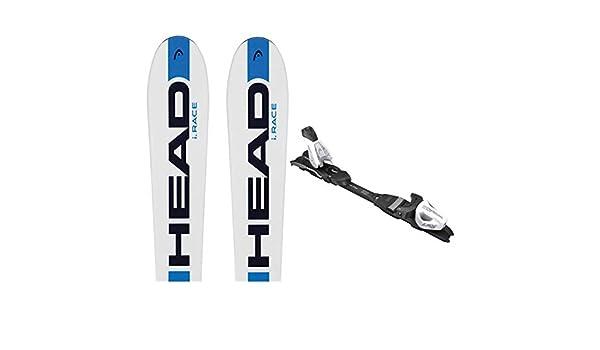 Head - HEAD - Pack Ski Enfant - WORLDCUP i.RACE Blanc + LRX 7.5 - tailles: 140: Amazon.es: Deportes y aire libre