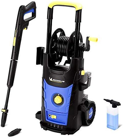 MICHELIN MPX17EH Hidrolimpiadora de alta presión, Azul, 1700 W: Amazon.es: Bricolaje y herramientas