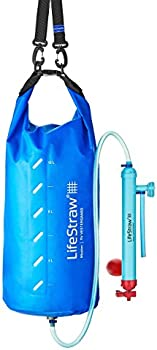 LifeStraw Mission Gravity-Fed 12L Water Purifier