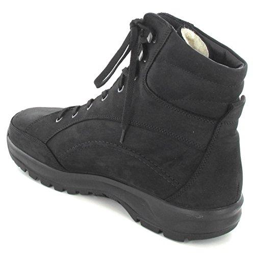 Finn comfort modèle :  1194 whistler schnürstiefel pour homme noir