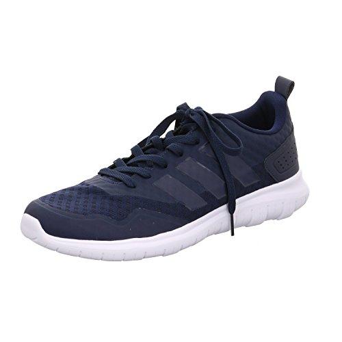 adidas CLOUDFOAM LITE FLEX - Zapatillas de deporte para Hombre, Azul - (MARUNI/MARUNI/ONICLA) 42 2/3