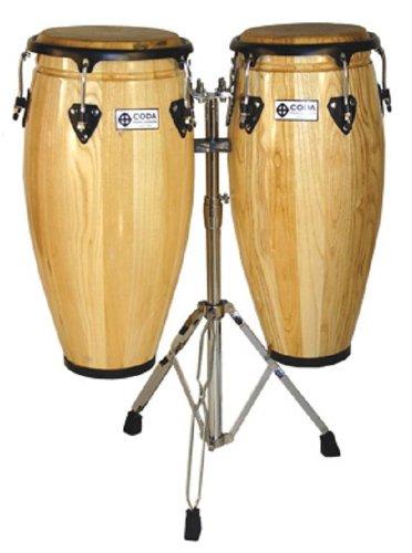 CODA DP-410-11 Conga Drum, Natural by CODA