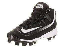 Nike Boy's Huarache 2kfilth Pro (Gs) Baseball Cleat Blackwhite Size 6 M Us